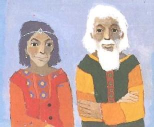 Bild - «Unterwegs mit Sara und Abraham»