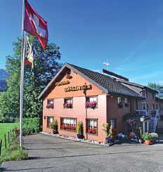 Pension Rösliwies, Waldhaus